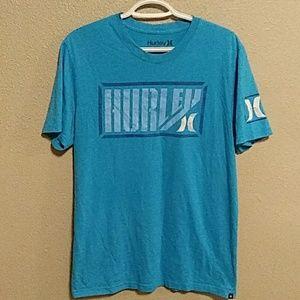 Hurley graphic tee shirt